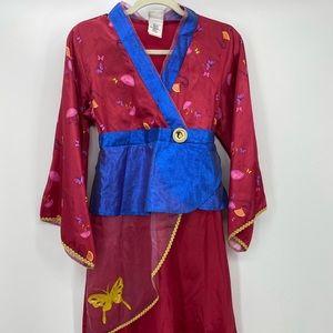 Disney Jasmine princess dress costume size 10/12